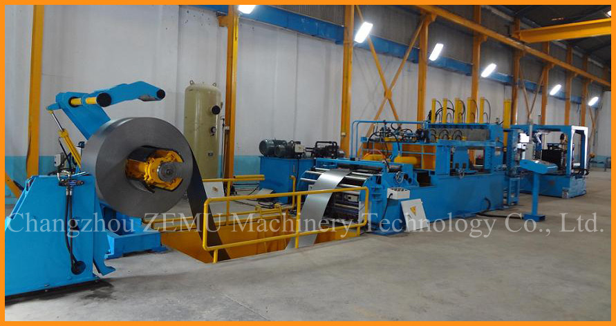 Corrugated Tank Production Line