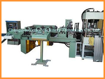 Pressed Steel Radiator Forming Machine for Power Transformer