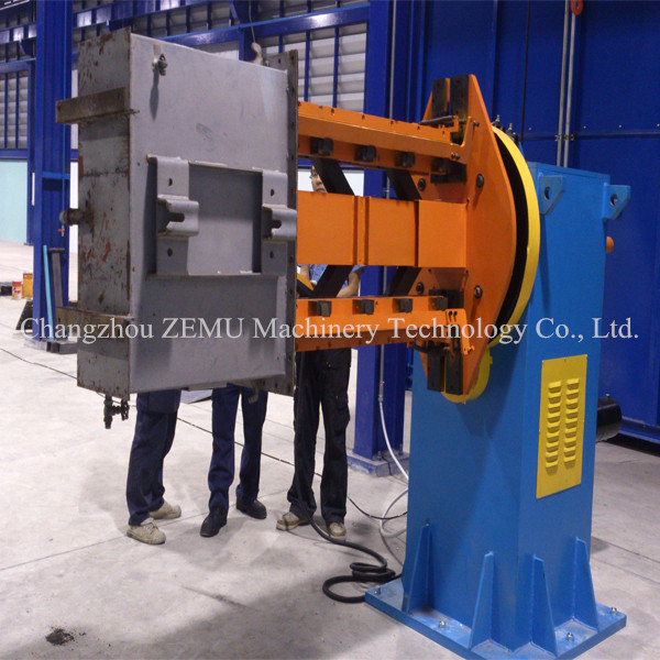 Tank-Assembly-Manipulator-for-Transformer-Tanks