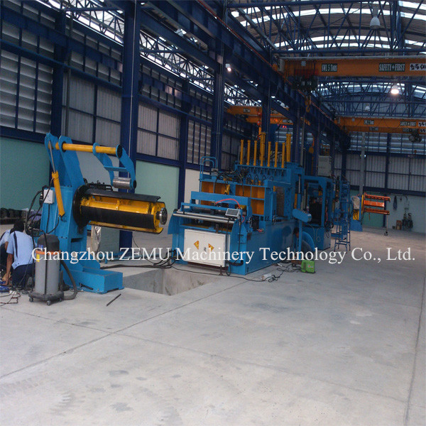 BW1600B Transformer Corrugated Tank Production Line