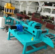 Transformer Pressed Steel Radiator Fin Forming Machine