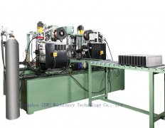 Transformer Fin Side Seam Welding Machine
